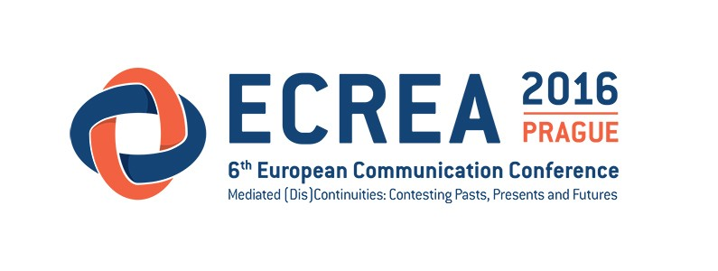 Another achievement for C-IN: organization of the 6th ECREA European Communication Conference.