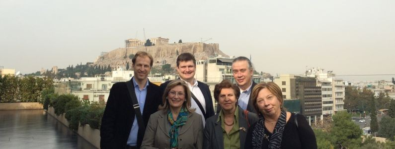 C-IN continues it´s cooperation with I-BFM SG in Athens.