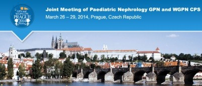 C-IN v březnu zorganizuje Joint Meeting of Paediatric Nephrology GPN and WGPN CPS