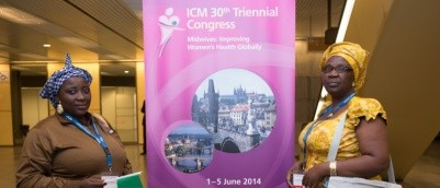 C-IN Organized the World's Largest Meeting of Midwives