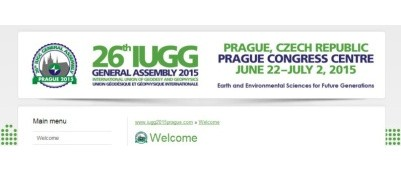 On the 1st of September 2014, the registration of abstracts and attendees was launched for IUGG 2015.
