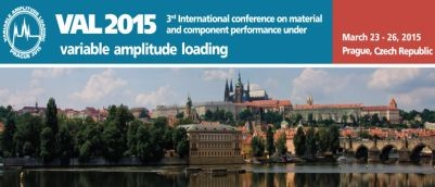 Variable Amplitude Loading in Prague.