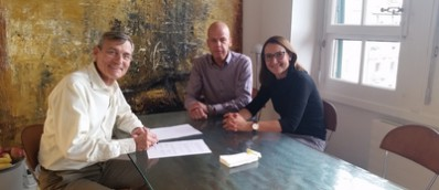 Officialisation of the partnership with the European Society for Pediatric Dermatology (ESPD).