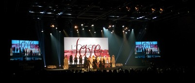 A top class hairdresser show? Yes, we can!