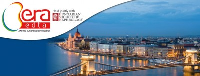 The 56th ERA-EDTA Congress in Budapest Begins